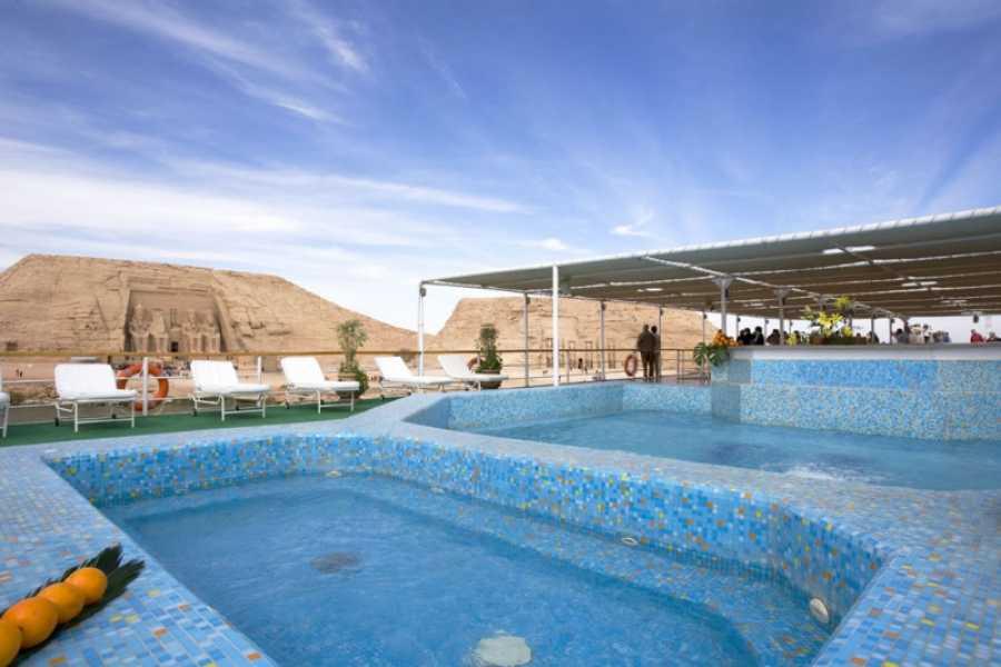 Journey To Egypt 5* stunning Lake Nasser Cruise on Mövenpick Prince Abbas
