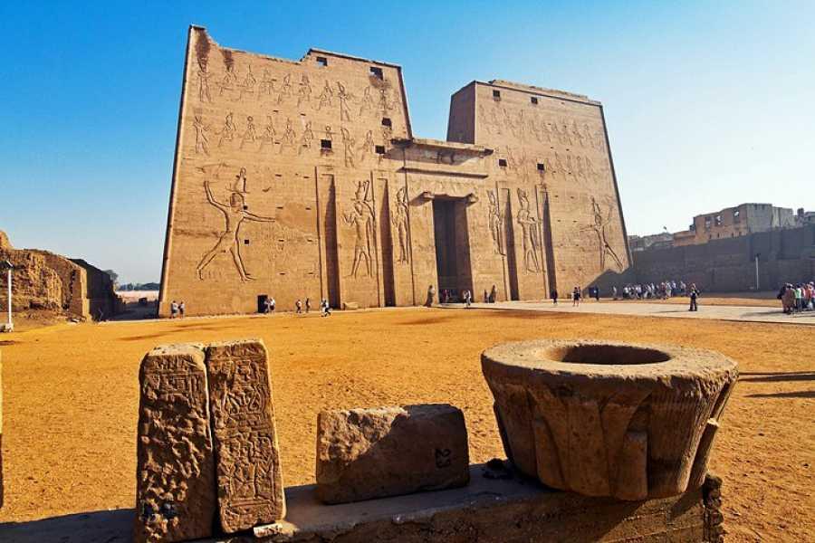 Journey To Egypt Crucero por el Nilo desde Hurghada