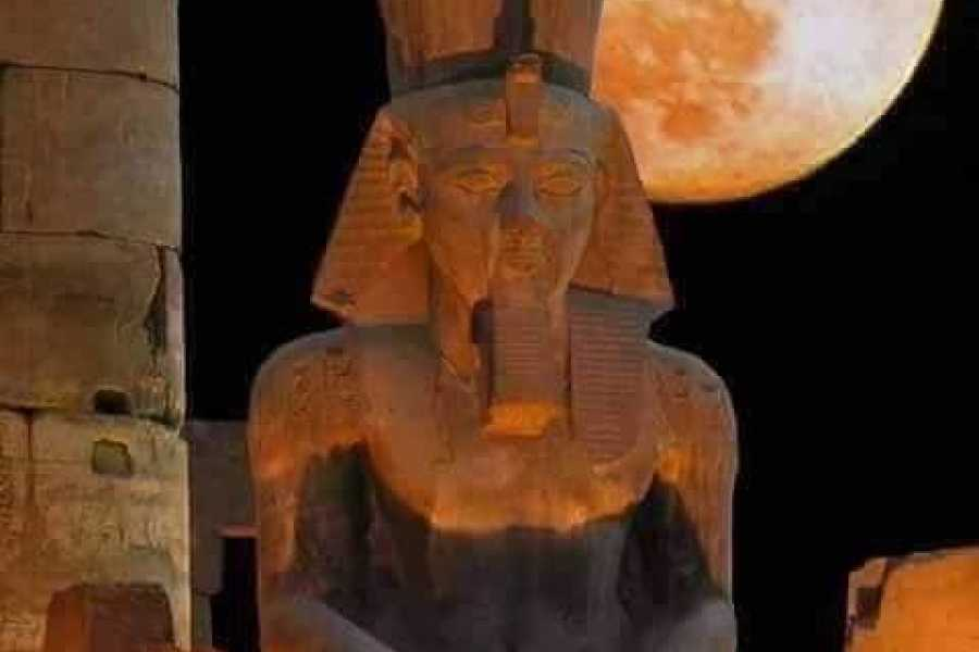 Excursies Egypte Luxor two days trip from Hurghada with Hot air balloon