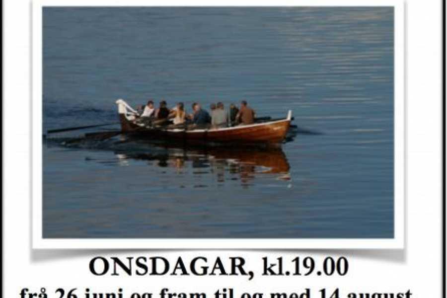 Juklafjord -Jondal Tourist Information Kyrkjebåten