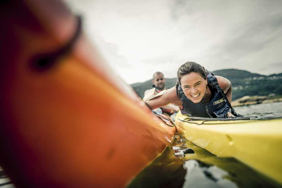 GòKajakk AS Introduction course in sea kayaking