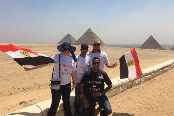 4 Days Holiday package to Egypt Visit Cairo Luxor and Alexandria