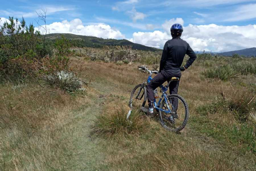 Andes Ecotours Bogota Mountain Biking -MTB- U$110