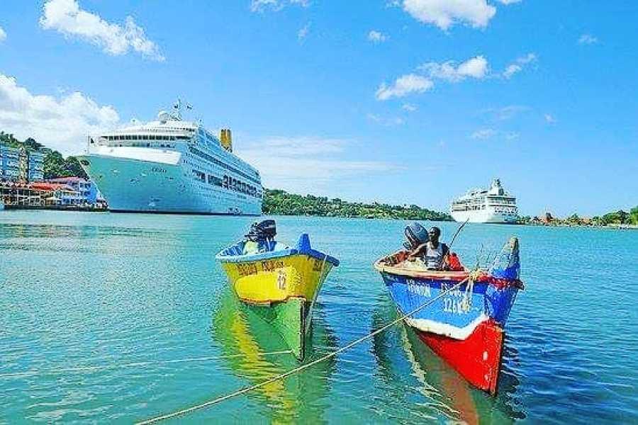 Eco Adventures Saint Lucia Tours Scenic Tour To Soufriere