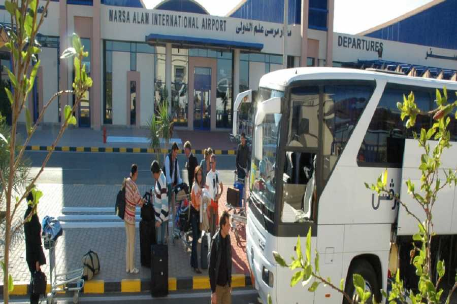 Excursies Egypte Private Transfer From Marsaalam Airport to  PortGhalib