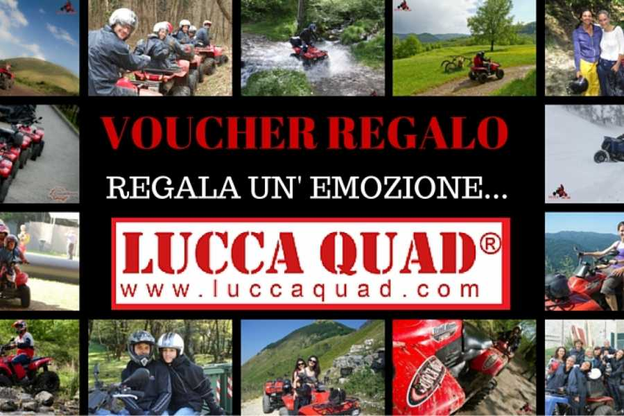 Lucca Adventure Sport Voucher 170 €