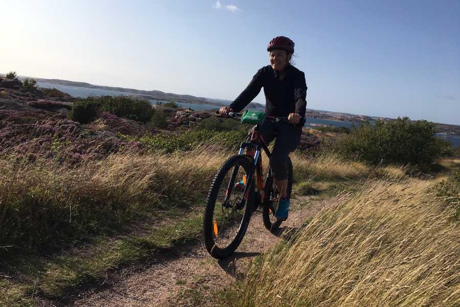 Outdoor West Intro cykla MTB: KANTSTEN
