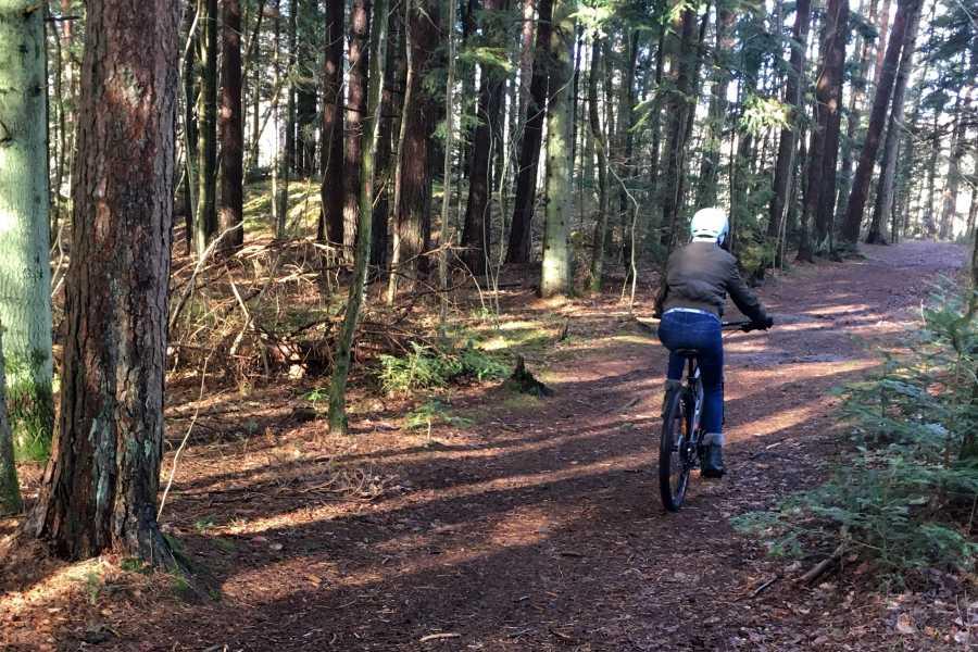 Outdoor West Cykeltur MTB: SKURKÄRRINGEN (endast kvinnor, nybörjare)