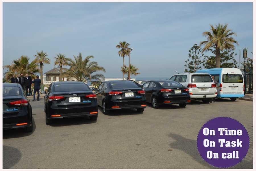 Excursies Egypte Transfert privé de l'aéroport de Marsaalam à la ville d'El Quseir