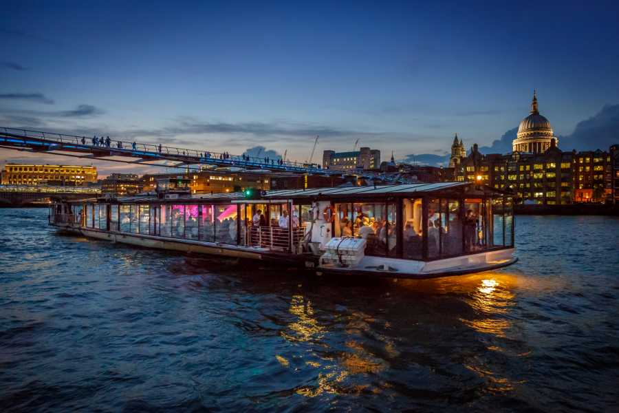 Halal Tourism Britain Luxury Dinner Cruise
