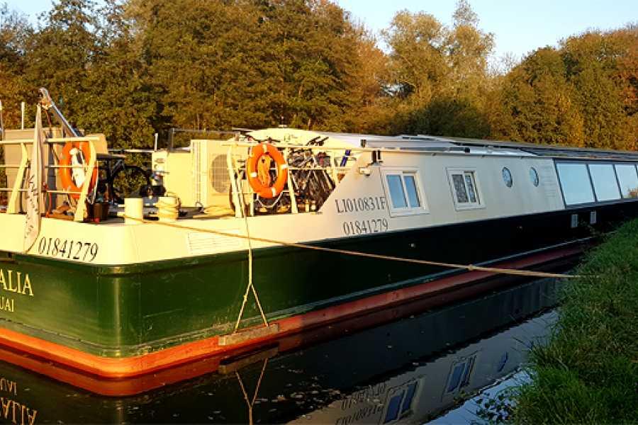 Spirit of Remembrance Ltd. Cruise & tour in secret Loire