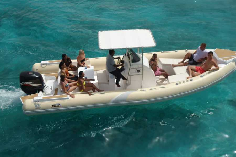 Excursies Egypte Private Speed boat to Dolphin House