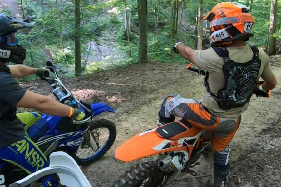 Tour Guanacaste MX Dirt Bike Mountain Tour