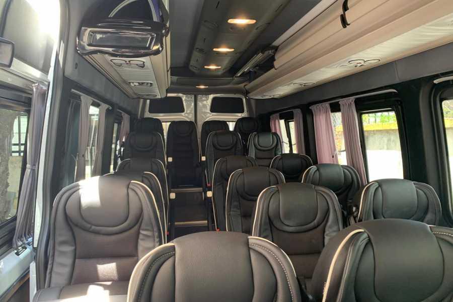 Tours y Tickets Operador Turístico Renta de camioneta Sprinter