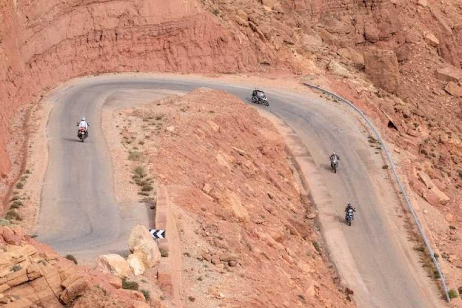 Wheels of Morocco Challenging Roads Tour - Morten