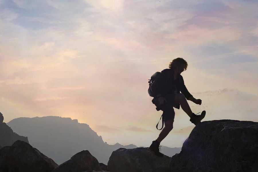 Adventurati Outdoor Ridge Summit Hike - UAE