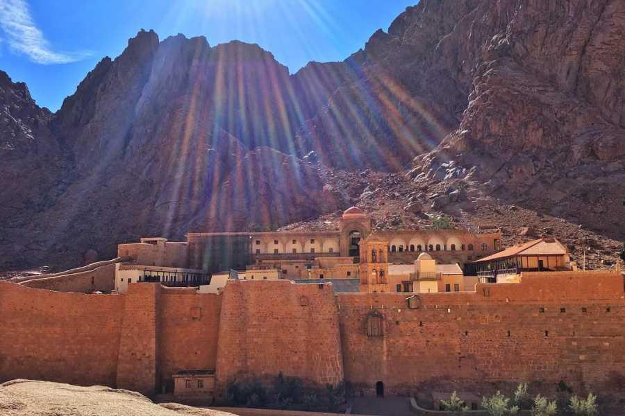Marsa alam tours Saint Catherine monastery from Marsa Alam