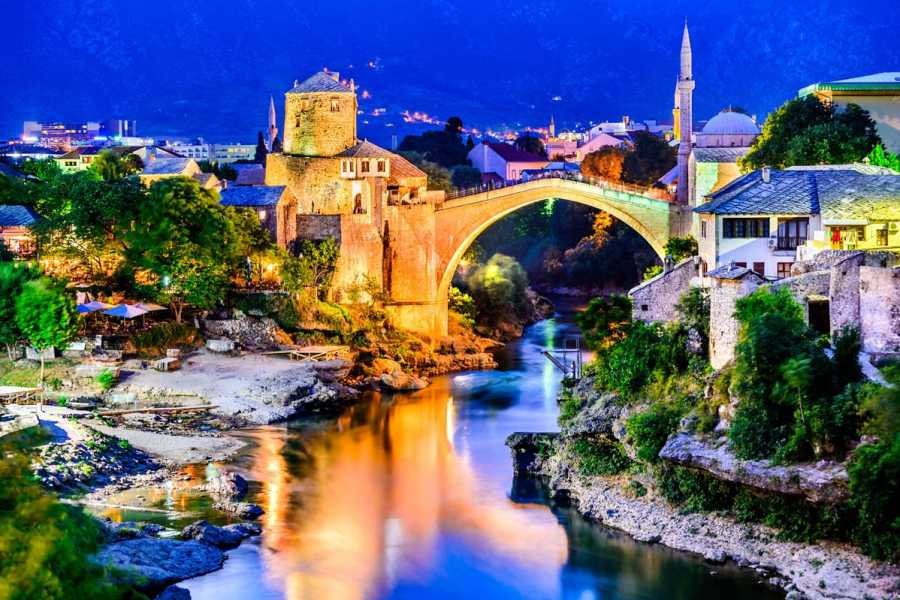 Sugaman Tours Private Tour to Mostar and Kravice