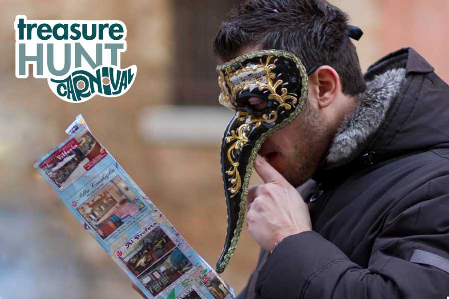 Venice Tours srl Carnival Mask Treasure Hunt