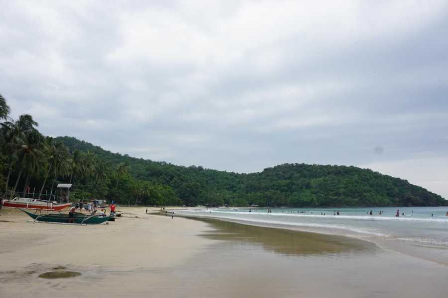 WORLD HOLIDAY TRAVEL AND TOURS Combo Nagtabon Beach with City Sightseeing Tour