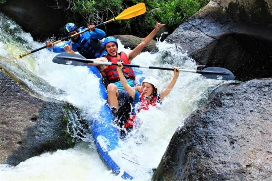 Lizard Tours White Water Rafting Tenorio
