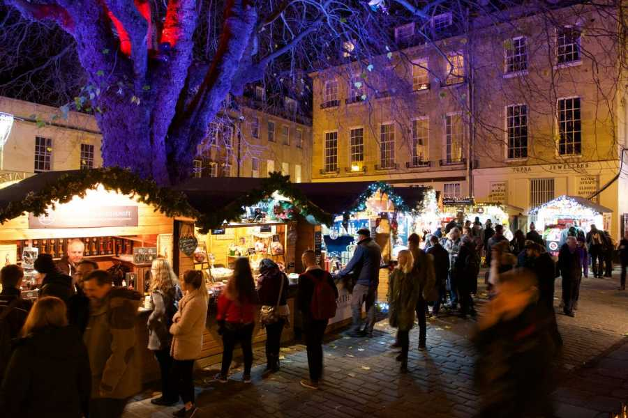 Oates Travel St Ives BRISTOL & BATH CHRISTMAS MARKETS - 1st - 3rd December 2019