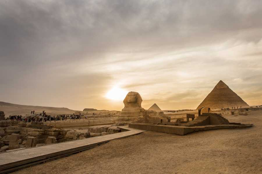 Excursies Egypte Transfer from Al Baharia Oasis to Cairo Airport