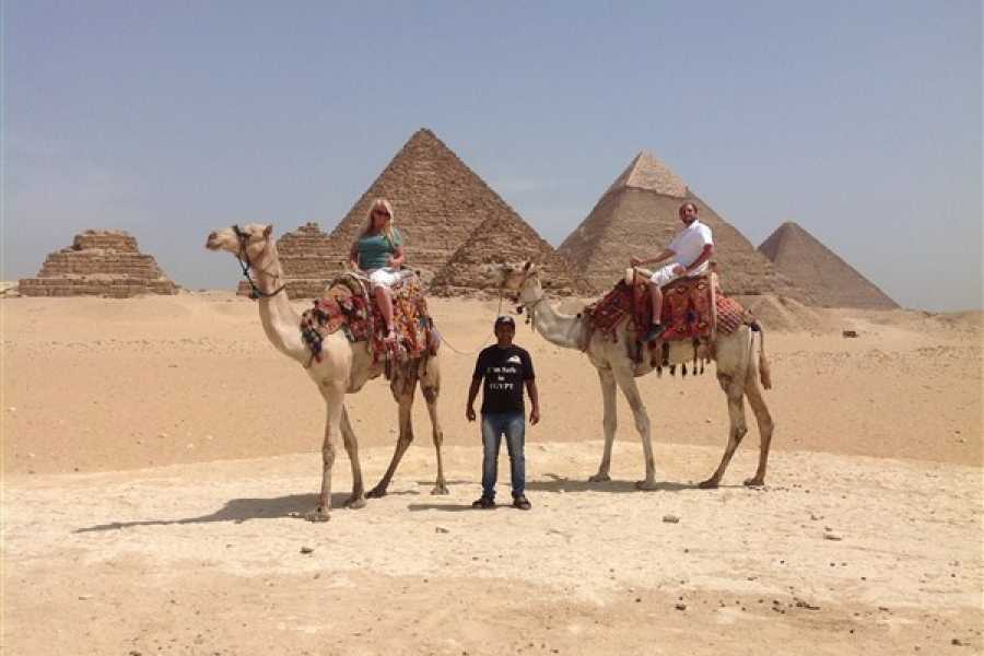 EMO TOURS EGYPT CAIRO HALF DAY TOURS TO GIZA PYRAMIDS AND SPHINX