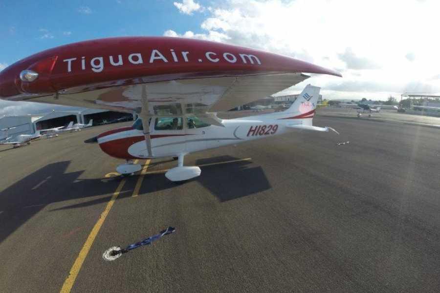 Tigua Aerotours S.R.L. AZS (Samaná) or EPS ➝ PUJ