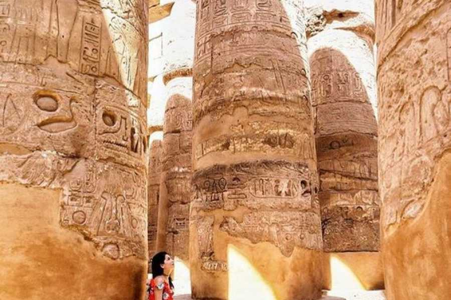 Marsa alam tours Two days tour to luxor from Sahel Hashesh