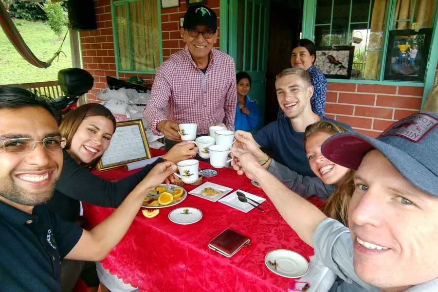 Andes Ecotours Chocolate & Coffee Farm Tour