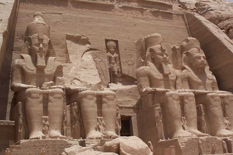 Excursies Egypte Overnight trip to Abu Simbel and Aswan from luxor