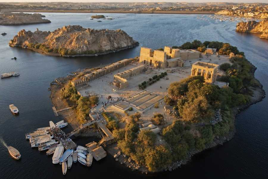 Excursies Egypte 2 days trip to Aswan and Abu simble from Cairo by flight