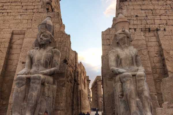 5 Days NileCruise Between Luxor and Aswan