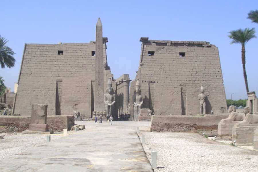 Excursies Egypte 5 Days Nile Cruise Between Luxor and Aswan