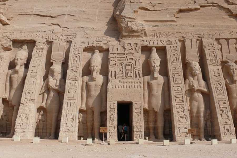 Excursies Egypte 5 DAYS NILE RIVER CRUISE FROM LUXOR ON MISS EGYPT