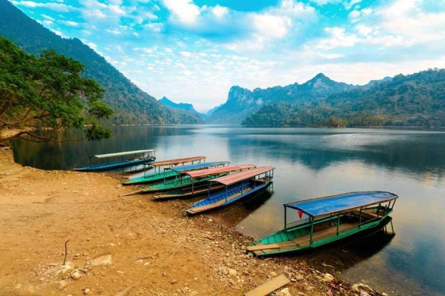 Vietnam 24h Tour Tour Hà Nội - Hồ Ba Bể - Thác Bản Giốc