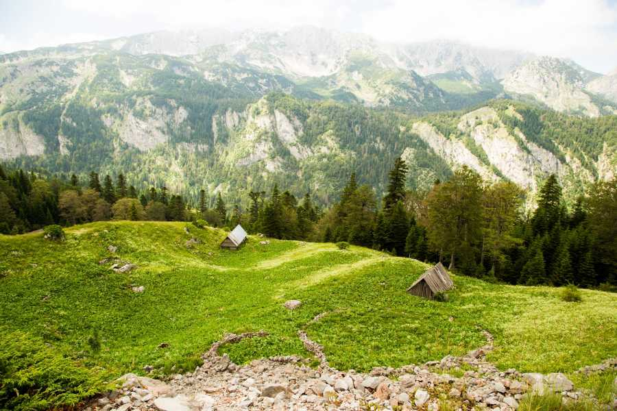 Green Visions Private Sutjeska National Park Hike