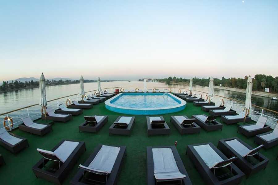 Journey To Egypt A Sara Nile Cruise