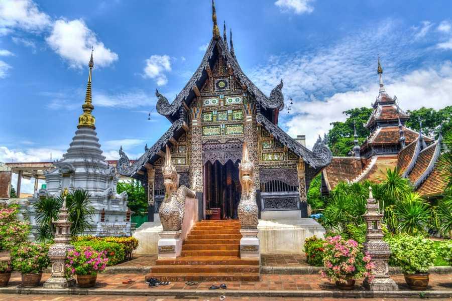 Graffiti Sotto la Lente THAILANDIA - TOUR DEL NORD E ISOLA DI KHO CHANG