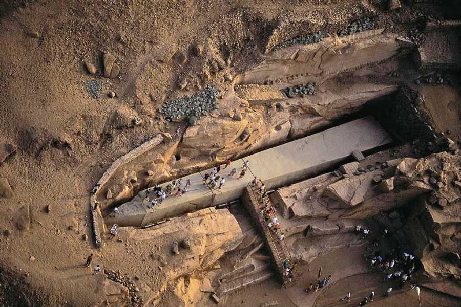 Excursies Egypte 5 Days Nile cruise Luxor to Aswan from Hurghada