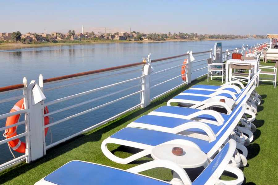 Journey To Egypt Semiramis I Nile Cruise