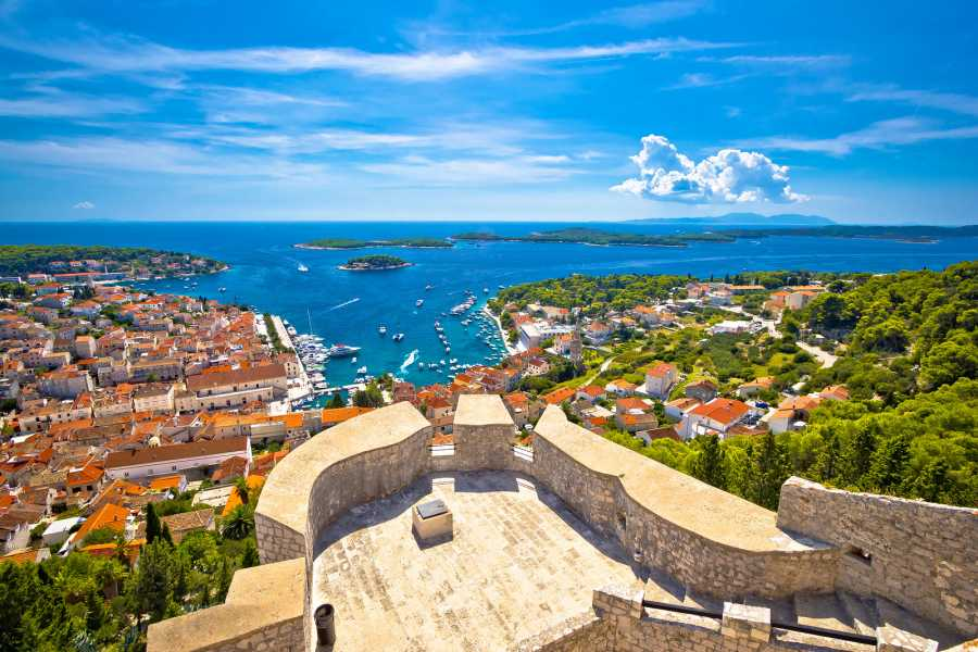 Nature Trips Croatia Mini One Way Cruise Dubrovnik - Split