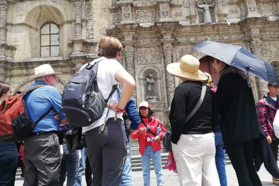 Red Cap City Walking Tours Red Cap Walking City Center Tour - La Paz