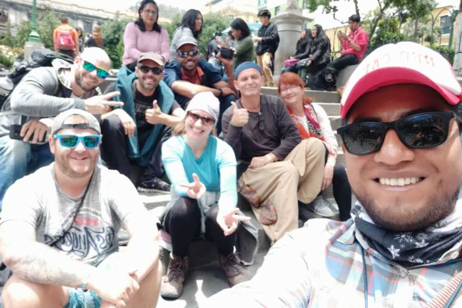 Red Cap City Walking Tours TUOR CAMINHANDO POR LA PAZ