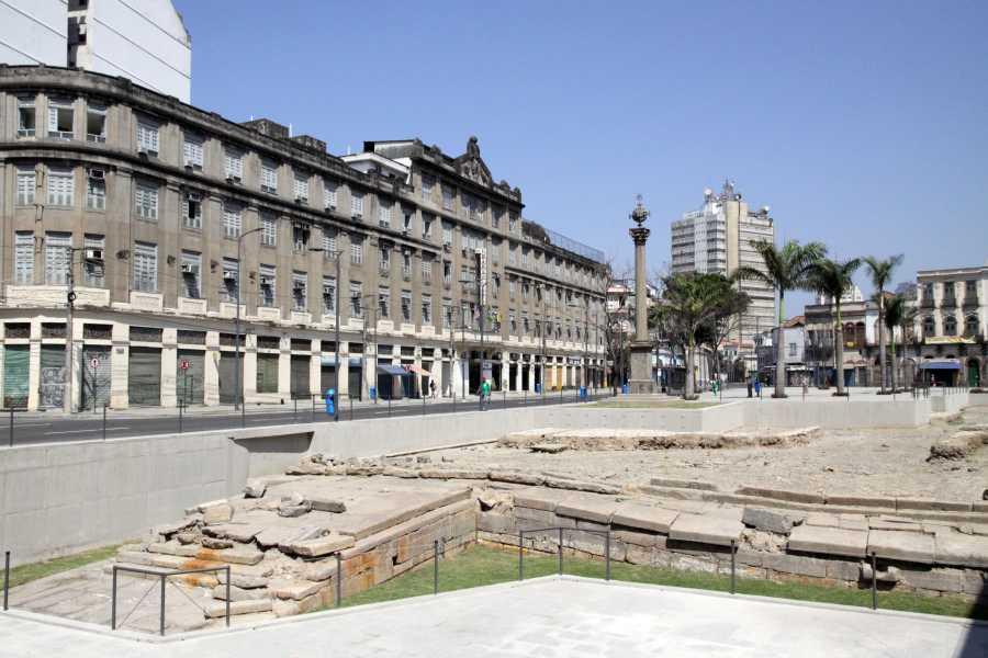TourRJ.com Half Day in Downtown Rio de Janeiro Tour.
