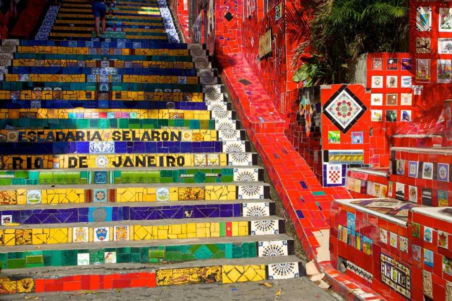 TourRJ.com Santa Teresa, Lapa & Cinelândia Tour.
