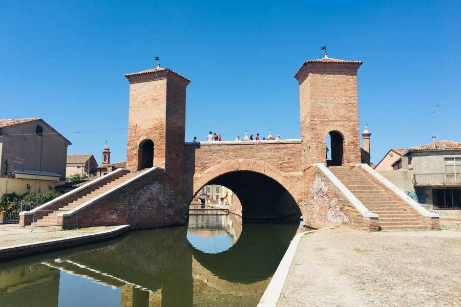 Ravenna Incoming Convention & Visitors Bureau One Day Trip: Comacchio & Pomposa