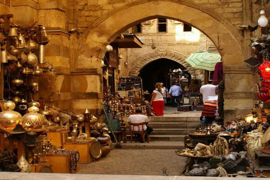 Excursies Egypte CAIRO DAY TOUR FROM SOMA BAY BY FLIGHT