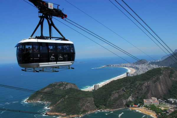 """Best of Rio"" with Lunch Tour."